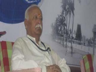 Pa.Pu.sarsanghchalak ji addressing the trainees in Assam Shikshavarga (OTC)