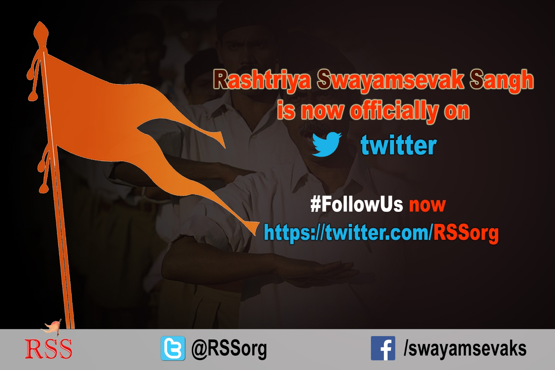 RSS on twitter