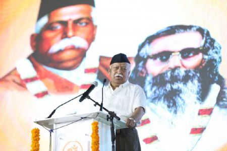 Organized Hindu society can guide the world as a Vishwa-Guru